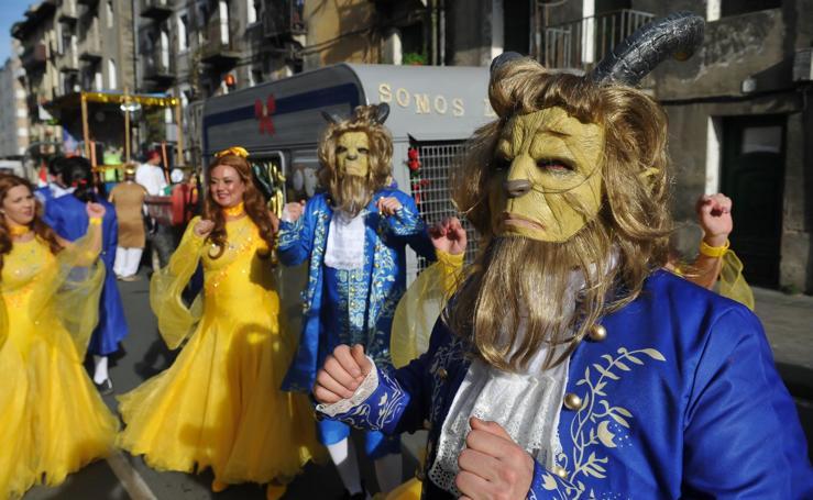 Andoain disfruta del Carnaval