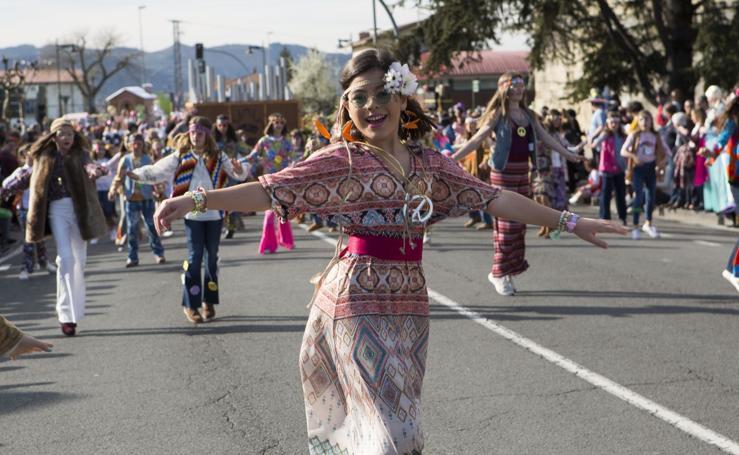 17 comparsas en el Carnaval de Hondarribia