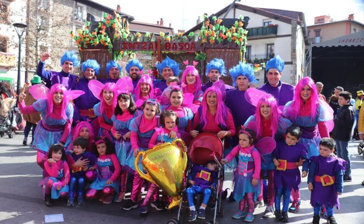 Sábado de Carnaval en Lasarte-Oria