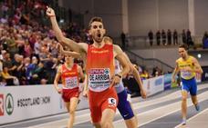 España cierra con seis medallas los Europeos de Glasgow