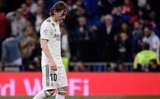 Un Real Madrid en estado catatónico