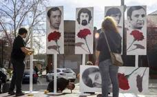 Exigen justicia y reparación para las víctimas del 3 de marzo de 1976 en Vitoria