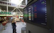 El aeropuerto de Biarritz reanuda los vuelos tras un mes cerrado por obras en la pista