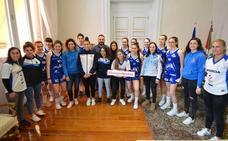 8M: Donostia kirola presenta una nueva edición de la Campaña #GoazenNeskak de apoyo al deporte femenino