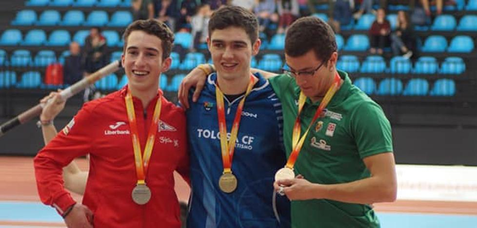 Tres medallas en Madrid y una en Castellón