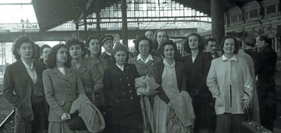1949 | El expreso de Barcelona, sin luz ni calefacción