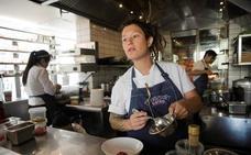 Una chef de prestigio, embarazada y con un hijo: el éxito de Carolina Bazán