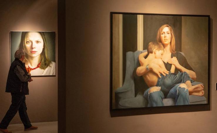 La mujer en el mundo del arte figurativo