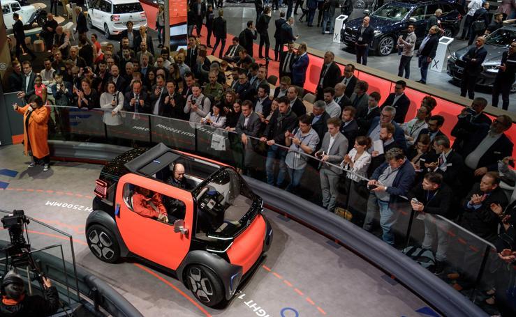 Salón Internacional del Automóvil de Ginebra 2019
