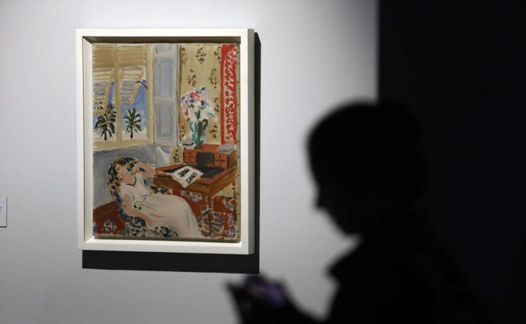 Las creaciones de Matisse