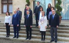 Las consejeras del Gobierno Vasco, excepto Tapia, vacían su agenda pública del día 8