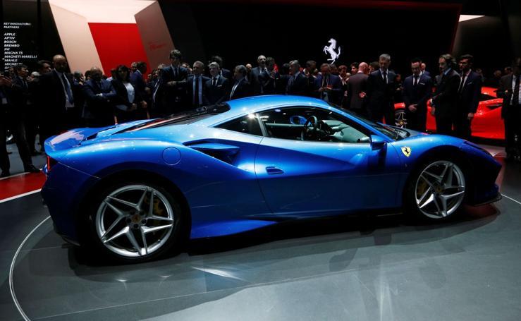 Los coches más futuristas en el Salón de Ginebra