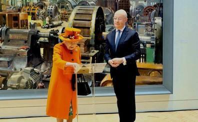 La reina Isabel II publica su primera foto en Instagram