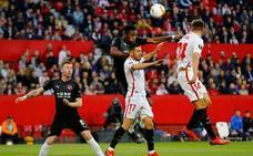 El Sevilla tampoco encuentra la suerte en Europa