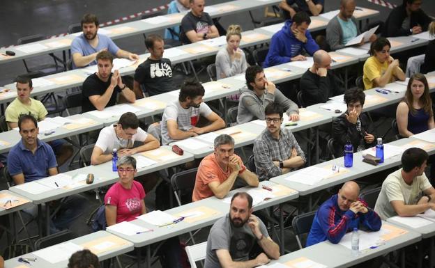 OPE Educación: Hoy se abre la inscripción para las 1.867 plazas en Euskadi
