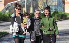 «A mis 80 años mi nieta me ha animado a correr la Lilatón»