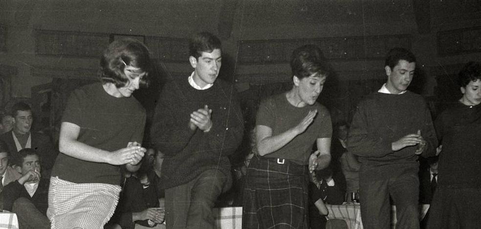 1960 | Bailes modernos