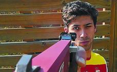 Cristobal Rodríguez Fidalgo: «Me aburría practicando un único deporte y elegí hacer cinco»