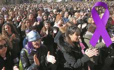 La gran ola feminista impulsa una huelga que llega a toda Gipuzkoa