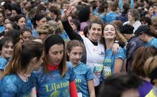 Lilatón 2019: ¿Has participado? Búscate en las fotos