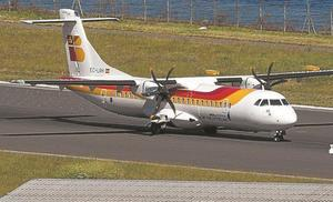 La ruta entre Hondarribia y Madrid pierde seis vuelos semanales y modifica algunos horarios