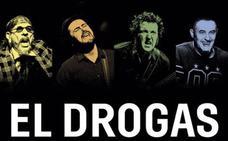El Drogas regresa con cinco nuevos discos