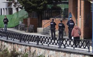 Eider Mendoza y Maite Peña evitan la agresión a una mujer