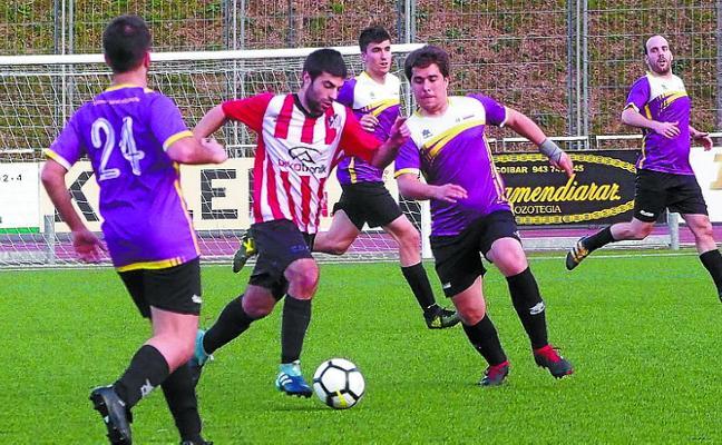 El Haundi regresó de vacío de su visita a la difícil cancha del Eibar tras caer por 2-0