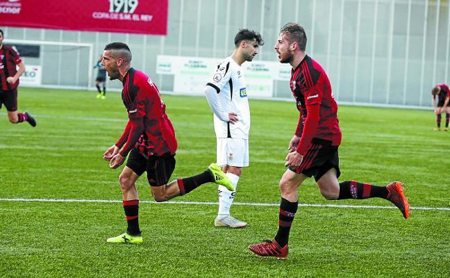 El Real Unión se queda sin margen antes de un partido crucial