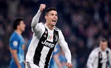 Cristiano destroza el sueño del Atlético