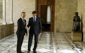 Urkullu responde a Puigdemont que dijo «la verdad» ante el Supremo