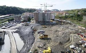 La construcción de viviendas en Euskadi logra un repunte del 13,5 % en 2018