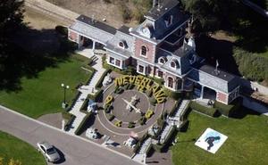 Cae el precio del rancho Neverland