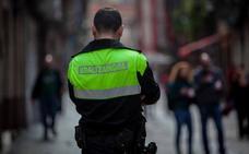 Detenido un hombre de madrugada en Bilbao por golpear a su pareja sentimental
