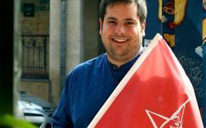 Iñaki Ruiz: «Las JSE tenemos un papel imprescindible para hacer frente a la amenaza de la ultraderecha»