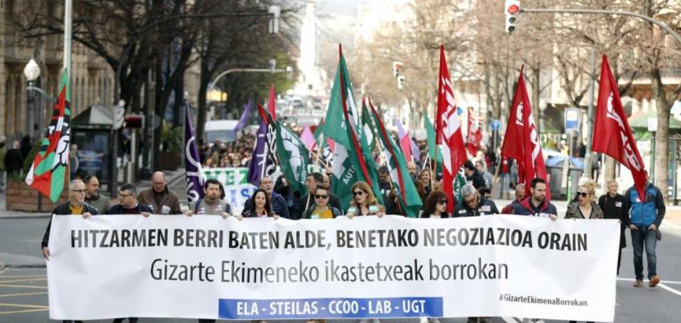 Educación no subirá su aportación a la concertada para solucionar las huelgas