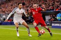 Las mejores imágenes del Bayern de Múnich-Liverpool