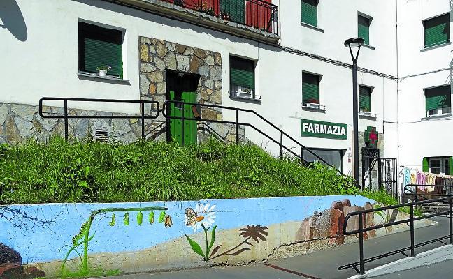 Se buscan voluntarios para pintar un mural sobre la cultura del caserío