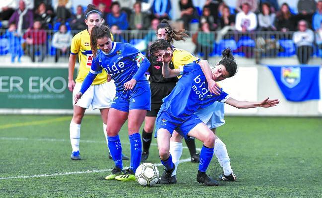 El Euskal Liga afianza el liderato y el Honor Regional se aleja del ascenso