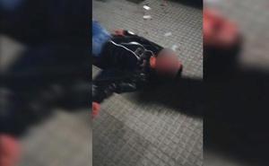 La Policía investiga una brutal agresión a un joven en León