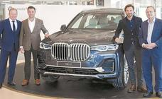 El nuevo BMW X7 en primicia