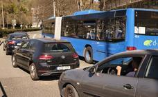 San Sebastián no limitará la entrada de coches al Centro para poner coto a la contaminación