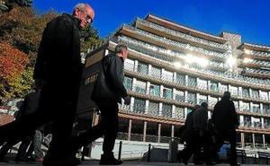 Los trabajadores de la residencia Egogain de Eibar reclaman condiciones «dignas» para trabajadores y usuarios