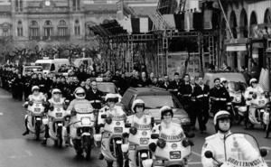 La Junta de Extremadura homenajea a Morcillo 24 años después de su asesinato