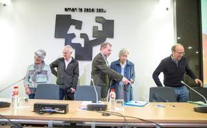 Censuran la «cobardía» de la «mayoría» de la jerarquía de la iglesia vasca ante ETA