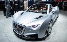 Hispano Suiza resurge con su modelo eléctrico Carmen