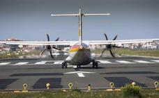 Ortzibia pide una reunión «urgente» con Iberia por la supresión de vuelos en Hondarribia