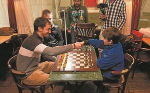 El equipo de ajedrez de Tercera finaliza cuarto en la Liga por equipos de Gipuzkoa