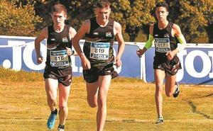 Ekain Larrea se acerca en Valencia al mejor registro local en 3.000 metros, que ostenta Antonio Merino