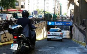 Luz verde para renovar el parking del Txofre y sus accesos
